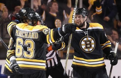 НХЛ. Бостон в одной победе от финала Кубка Стэнли