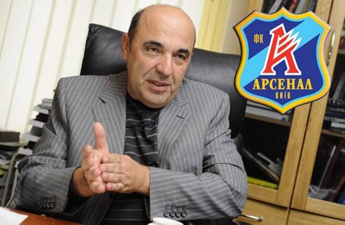 Рабинович обещает кардинальные изменения в команде