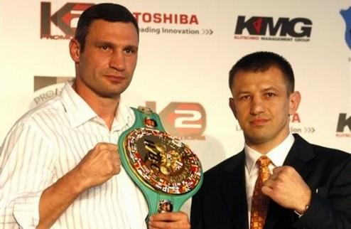 """Кличко: """"Главное в боксе – сердце победителя"""""""