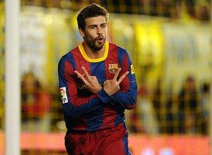 """Фердинанд: """"Пике принял верное решение, уйдя в Барселону"""""""