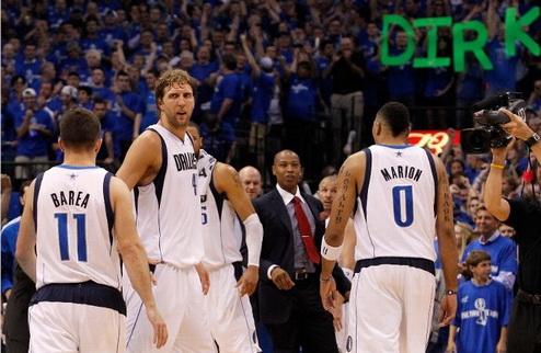 НБА. Даллас выходит в финал