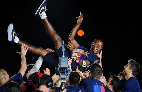 Абидаль возвращается в сборную Франции