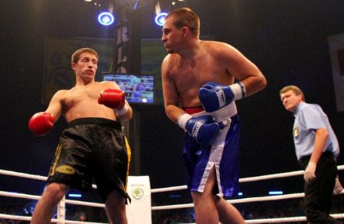 Червяк нокаутировал Русаля уже в первом раунде