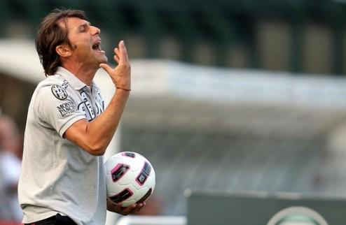 Ювентус: Конте — главный тренер команды