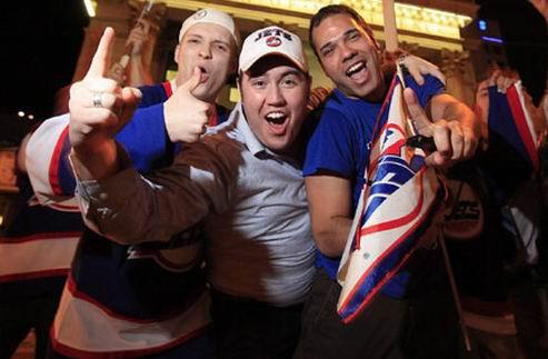 НХЛ. Виннипег: пока без названия, но с большими надеждами
