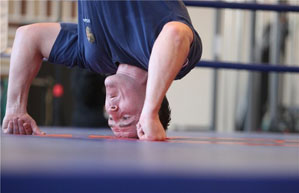 Лебедев боксировал с Джонсом со сломанным ребром