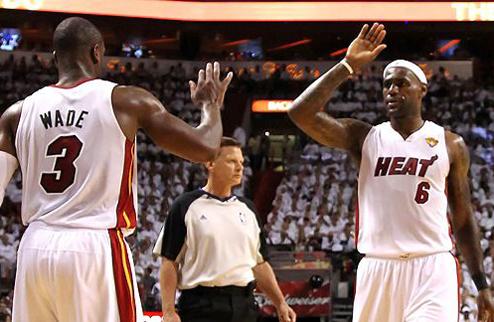 НБА. Майами: есть первая победа в финале