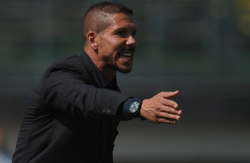 Симеоне покидает пост тренера Катаньи