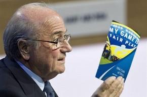 ФИФА: выборы президента состоятся