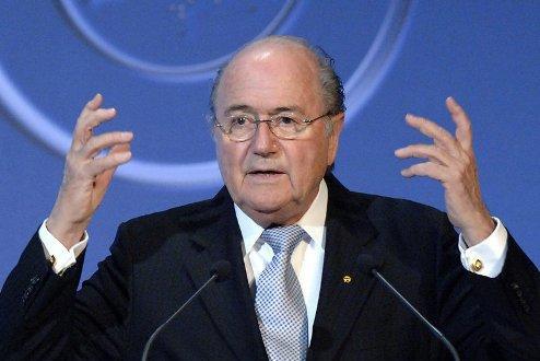 Блаттер остается президентом ФИФА
