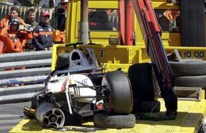 Участие Переса в Гран-при Канады еще под вопросом