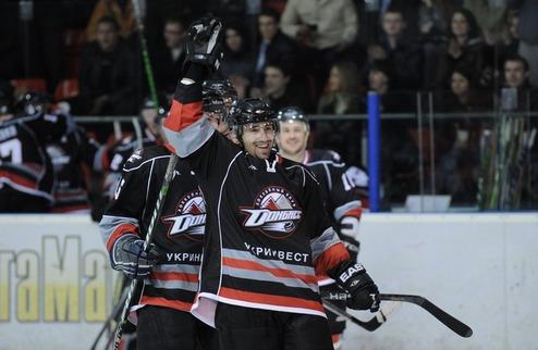 ВХЛ. Донбасс сыграет в Кубке Дизеля