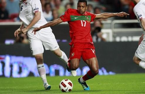 Португалия обыгрывает норвежцев + ВИДЕО