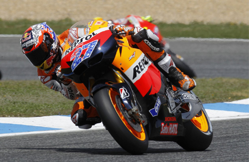 MotoGP. Гран-при Каталонии. Третья победа Кейси Стоунера