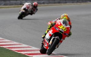 """MotoGP. Росси: """"Допустили ошибку с настройками"""""""