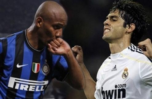 Интер и Реал готовят мегатрейд?