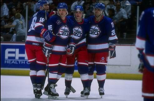 НХЛ. Виннипег: хоккейный хэппи-энд. Часть первая