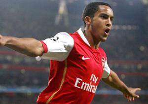 Уолкотт надеется, что Насри останется в Арсенале