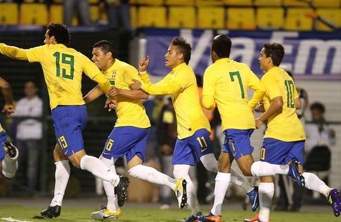 Бразилия назвала состав на Копа Америка