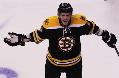 НХЛ. Бостон: Сегин возвращается в состав