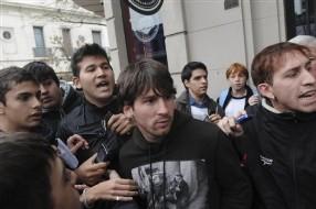 "Месси: ""Эту Барселону запомнят надолго"""