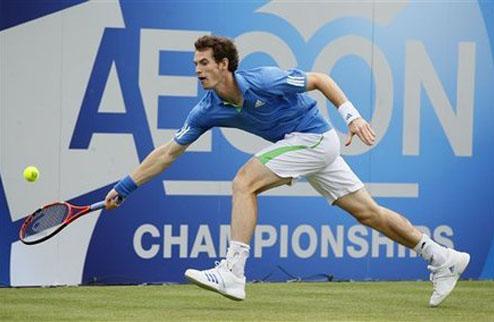 Мюррей на отказе Чилича вышел в полуфинал в Лондоне
