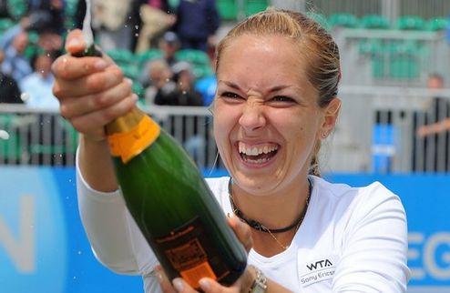 Бирмингем (WTA). Триумф Лисицки