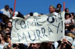 Мюррей радуется второму титулу на турнире в Лондоне