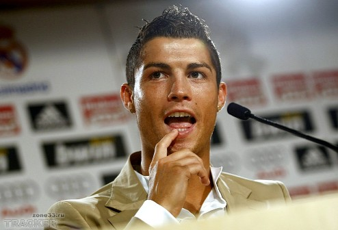 """Роналду: """"Я не перейду в Манчестер Сити"""""""
