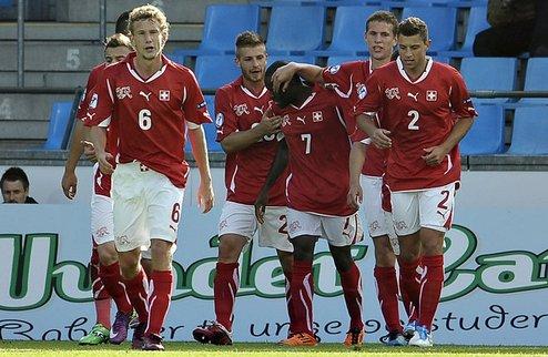 Евро-2011 U-21. Швейцария обыгрывает Исландию + ВИДЕО