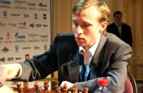 Шахматы. Пономарев уходит в отрыв