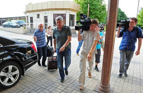 Кравченко и Агахова отправились с Шахтером в Австрию