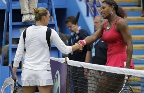 ������� (WTA). ��������� ������������� �. �������