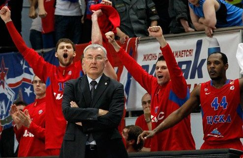 ЦСКА — чемпион России