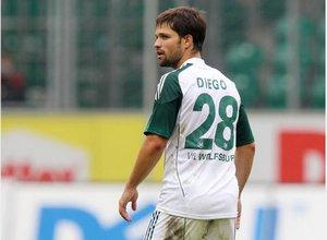 """Агент: """"Диего продолжит играть в Вольфсбурге"""""""