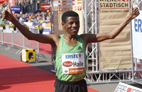 Легендарный эфиоп примет участие в Берлинском марафоне