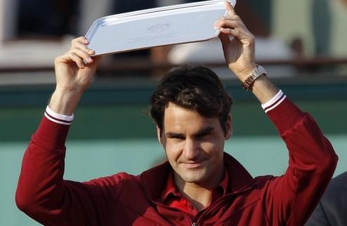 Федерер – самый богатый спортсмен мира