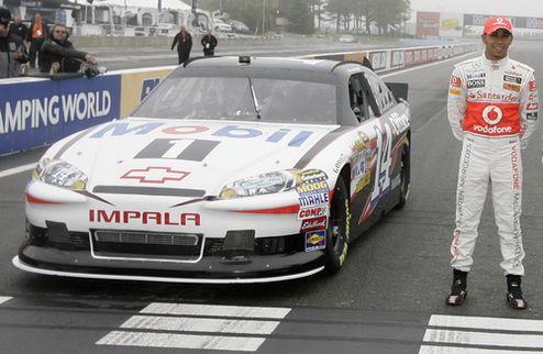 ЭКСКЛЮЗИВ: Льюис Хэмилтон о NASCAR, Формуле-1 и своих способностях