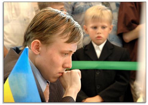 Шахматы. Пономарев удерживает лидерство