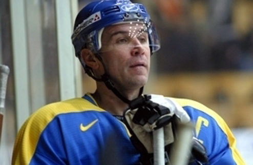 "Ширяев: ""Держу кулаки за украинский хоккей"""