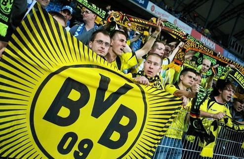 Боруссия Д и Гамбург сойдутся в первом туре Бундеслиги