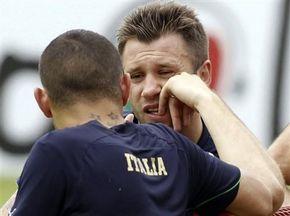 """Агент: """"Кассано остается в Милане"""""""