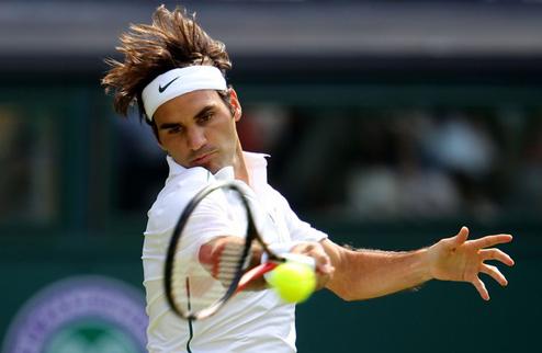 Федерер уверенно начал погоню за Сампрасом