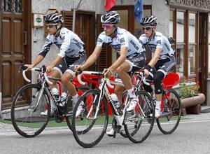 Велоспорт. Saxo Bank продлевает спонсорство до 2012