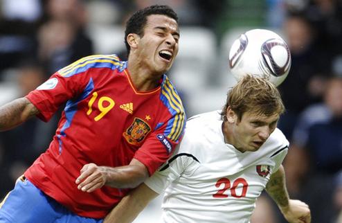 Евро-2011 U-21. Испания дожимает белорусов + ВИДЕО