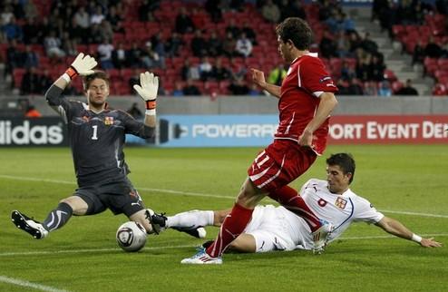 Евро-2011 U-21. Швейцария выходит в финал + ВИДЕО