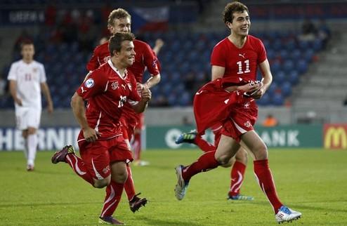 Евро-2011 U-21. Швейцария — Чехия. Герой и антигерой