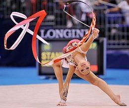 Художественная гимнастика. Стартует чемпионат Украины