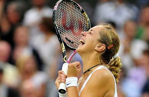Уимблдон (WTA). Очередная победа С.Уильямс, фиаско На Ли