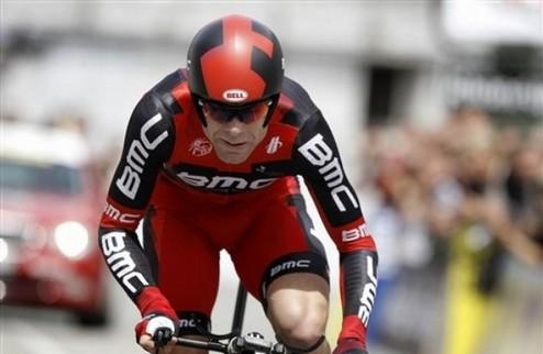 Тур де Франс 2011. Представление команд. BMC Racing Team
